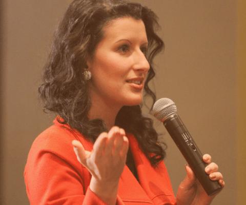 Anna Szabo - Christian Speaker for Women