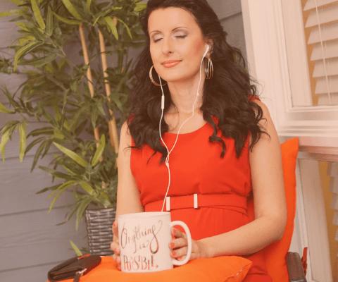Christian Meditation for women by Anna Szabo