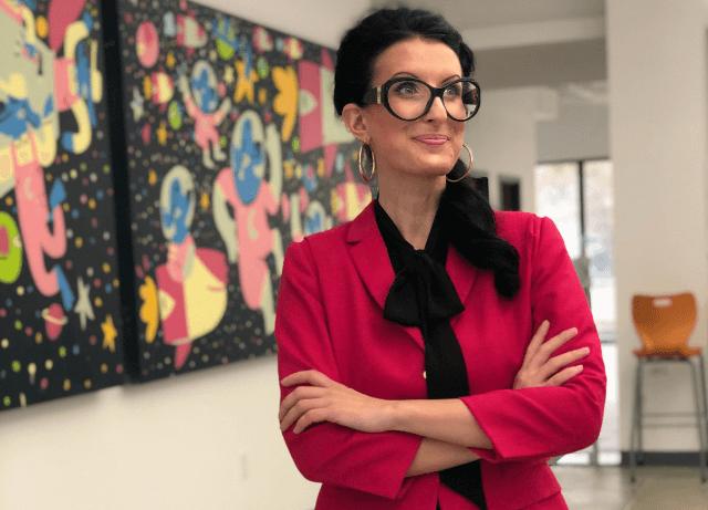 Anna Szabo invites you to listen to The Anna Szabo Show podcast