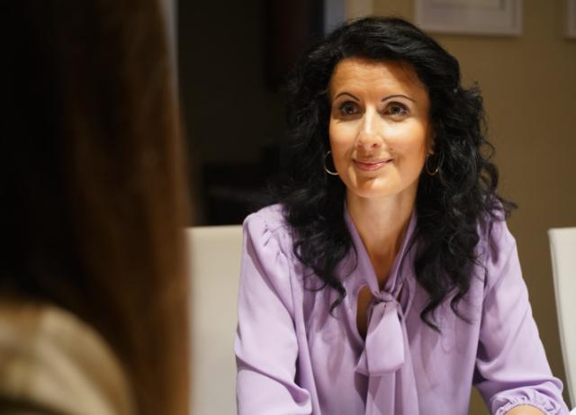 Domestic Violence - my story as a domestic abuse survivor Anna Szabo