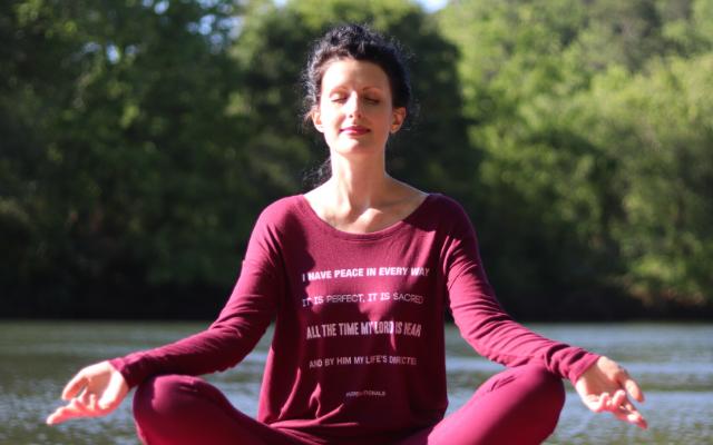 Meditation Self-Care Challenge by Anna Szabo